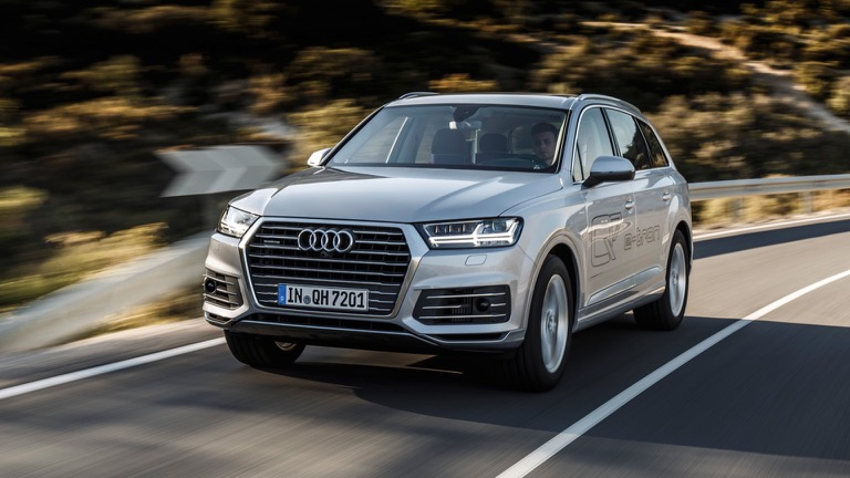 Audi Q ETron Price And Specifications EV Database - Audi ev