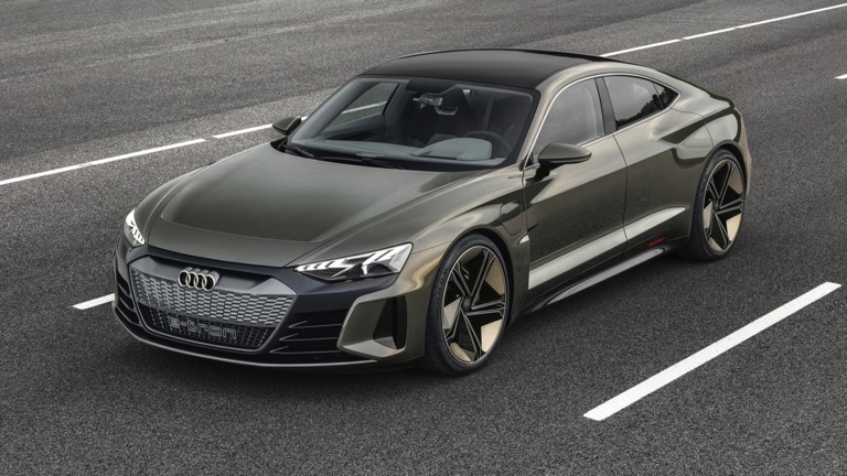 Audi E Tron Gt Price And Specifications Ev Database
