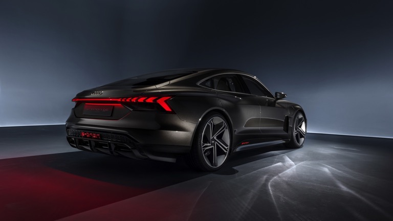 Audi e-tron GT price and specifications - EV Database