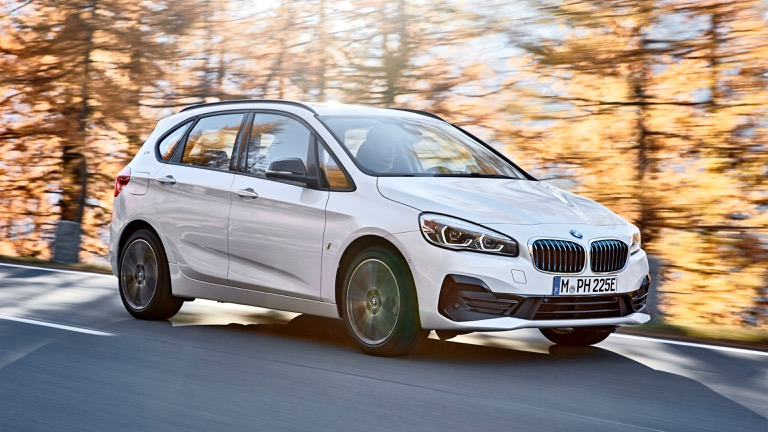 bmw 225xe iperformance active tourer price and specifications - ev