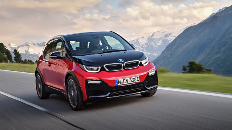 Bmw I3s Battery Electric Vehicle