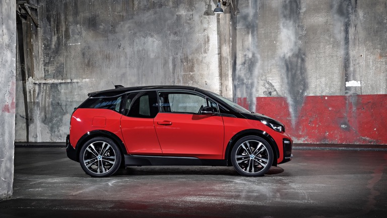 bmw i3s range extender 2017 2018 price and. Black Bedroom Furniture Sets. Home Design Ideas