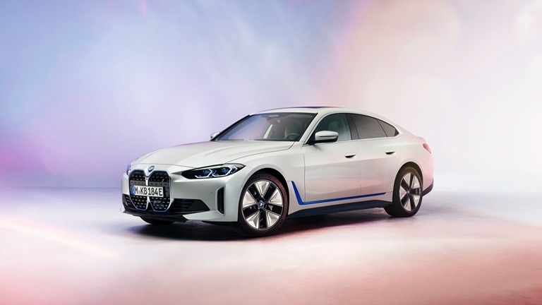 BMW i4 price and specifications - EV Database
