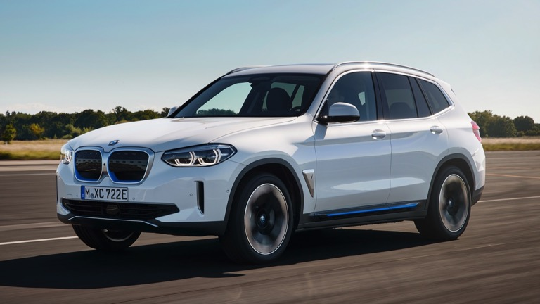 Bmw Ix3 Battery Electric Vehicle