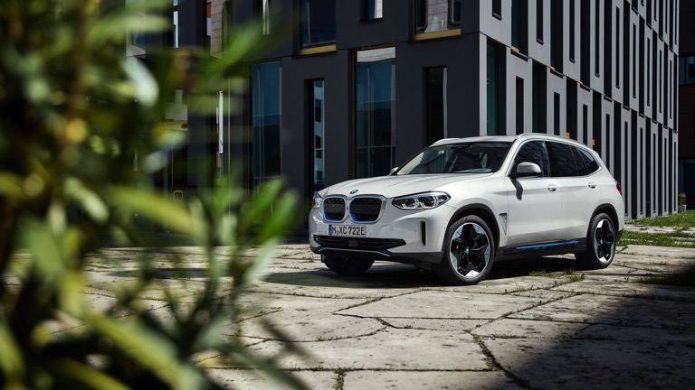 BMW iX3 price and specifications - EV Database