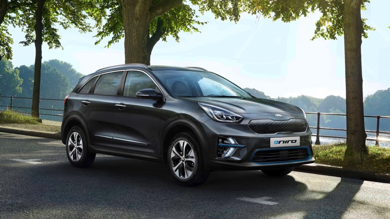 Kia Niro Plug In >> Kia e-Niro 64 kWh price and specifications - EV Database