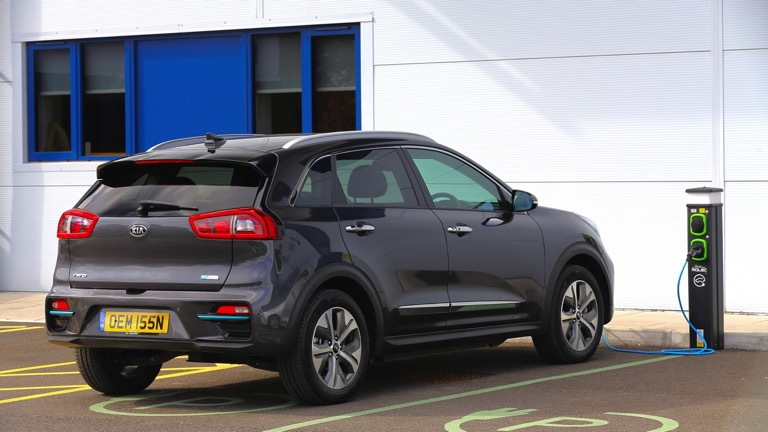 Cheapest Car To Lease >> Kia e-Niro 64 kWh price and specifications - EV Database
