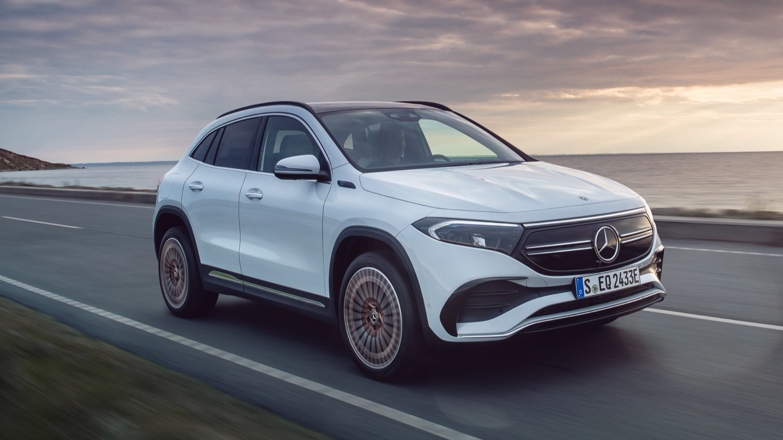 Mercedes EQA price and specifications - EV Database