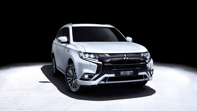Mitsubishi Outlander Phev Price And Specifications Ev Database