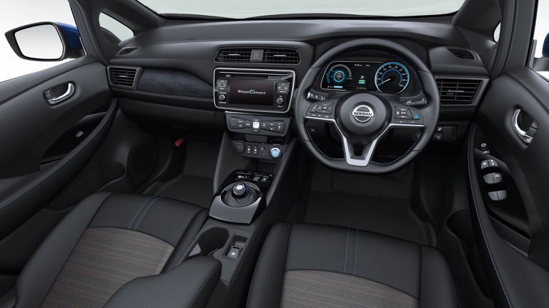 nissan leaf price and specifications