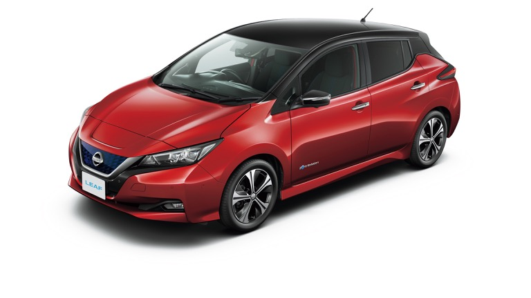 Nissan Leaf Lease >> Nissan Leaf E-Plus price and specifications - EV Database