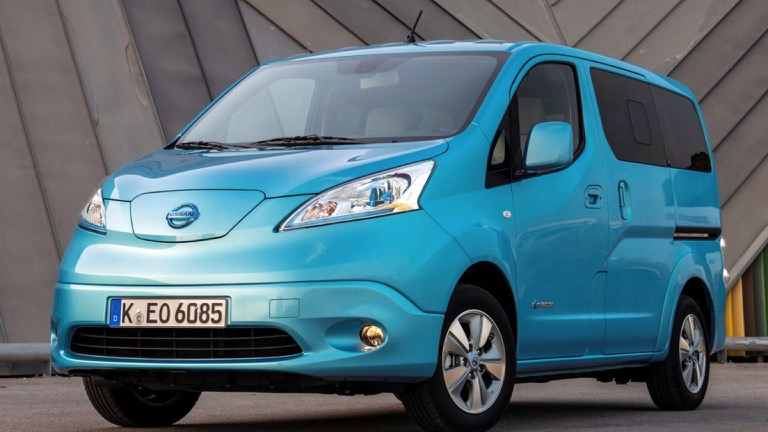 Nissan E Nv200 Combi Battery Electric Vehicle