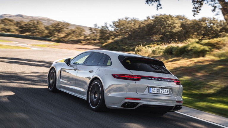 Porsche Panamera Lease >> Porsche Panamera Sport Turismo Turbo S E-Hybrid price and specifications - EV Database