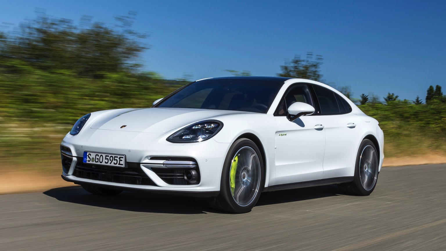 Porsche Panamera Turbo S E Hybrid Price And Specifications Ev Database