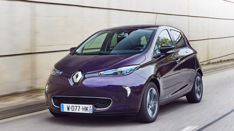 What Is The Cheapest Car Insurance >> Renault Zoe R110 ZE40 (2018-2019) price and specifications ...