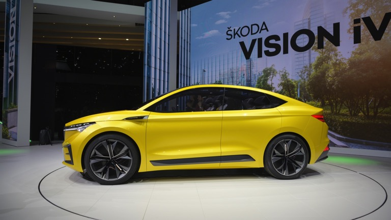 Cheapest Car To Lease >> Skoda Vision IV price and specifications - EV Database