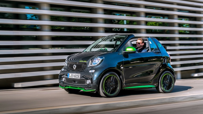 Smart Fortwo Cabrio Electric Drive 2017 2018 Price And