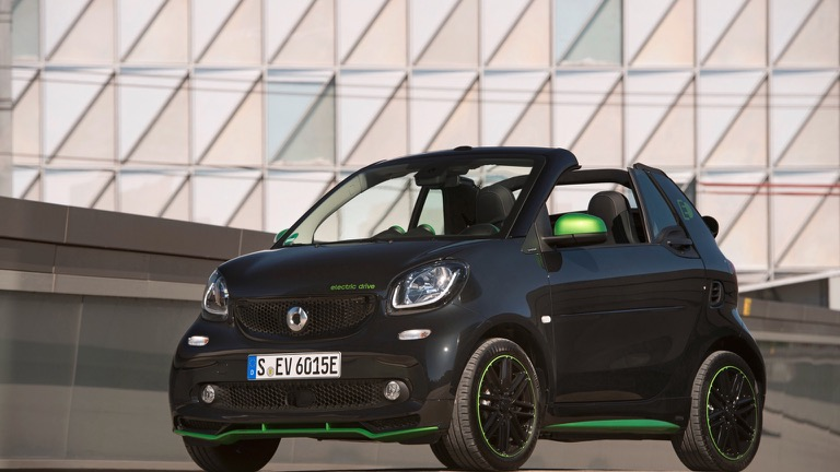 Best Cold Weather Car Battery >> Smart EQ fortwo cabrio (2018-2019) price and ...
