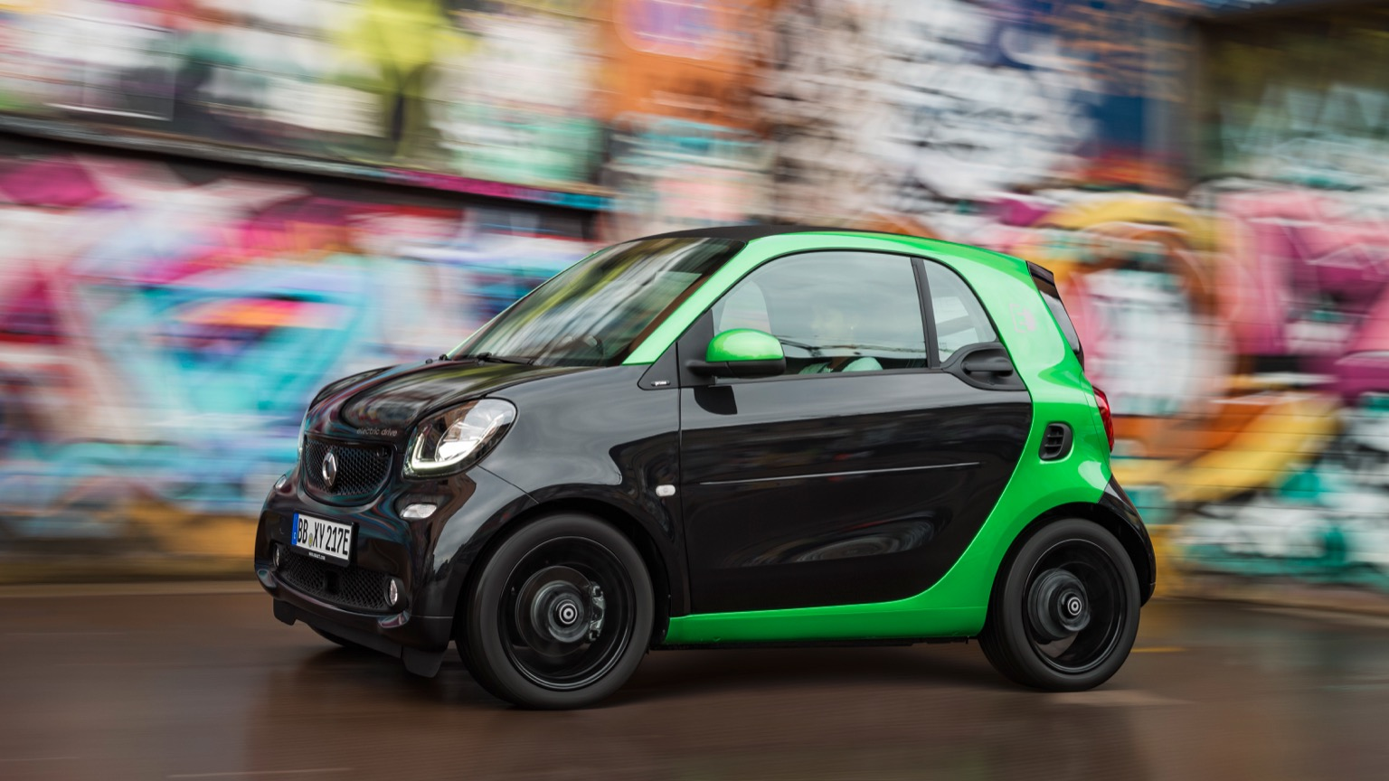 Smart Car Lease >> Smart EQ fortwo coupe price and specifications - EV Database