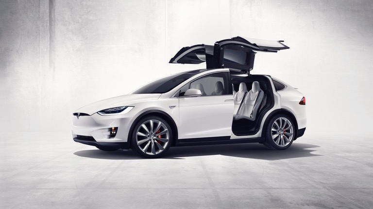 Tesla Model X P100d 2017 2019 Price And Specifications