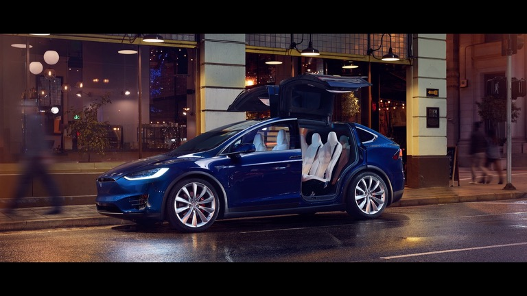 tesla model x 100d price and specifications ev database. Black Bedroom Furniture Sets. Home Design Ideas