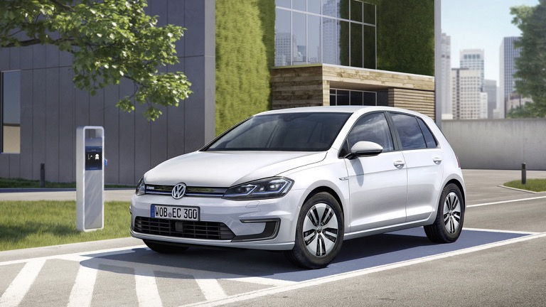 volkswagen e-golf price and specifications